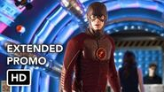 """The Flash 2x17 Extended Promo """"Flash Back"""" (HD)"""