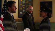 Dinah Drake again become policewoman