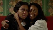 Anissa i Jennifer zostają porwane przez Willa i The 100 (2)