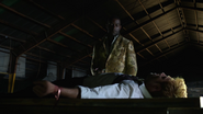 Papa Midnite kidnapped and torture John Constantine (2)