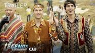 DC's Legends of Tomorrow Season 4 Extended Trailer The CW