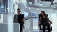 Imra i Mon-El tworzą szczepionkę przeciw Pestilence