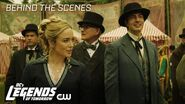 DC's Legends of Tomorrow Inside Freakshow The CW