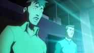 Hologram z innego świata opowiada Rayowi i Johnowi historię (2)