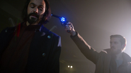 Vandal Savage fight Rip Hunter in ZSRR (2)
