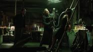 Barton Mathis tortures Laurel
