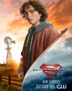 Superman & Lois, 1ª temporada - Pôster de Jordan Kent