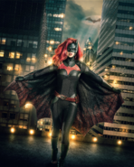 Batwoman first look