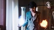 Damien i Eleanor Darhk walczą z legendami w Hollywood (1)