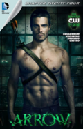 Arrow chapter 24 digital cover