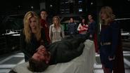 Oliver Queen dies