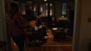 Laurel opowiada mścicielom o planach Diaza