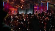 Explosion at Sebastian Blood's unity rally