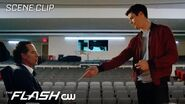 The Flash Therefore I Am Scene The CW