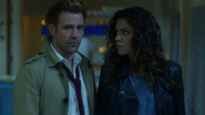 Team Constantine looks at Taylor in hospital (2)