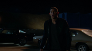 Wally West scared about sister