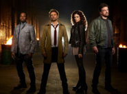 John Constantine's team promotional image