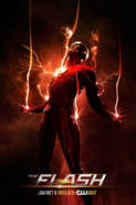 The Flash Season 2 poster - One more week