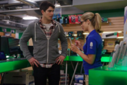 First Meet Ray and Felicity in Tech Village