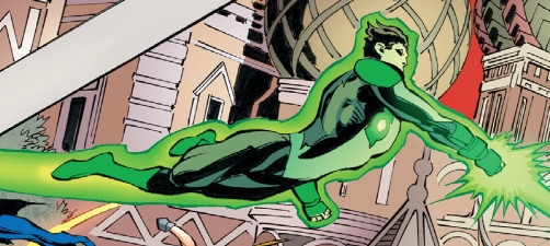 Green Lantern Ring (Earth-D)