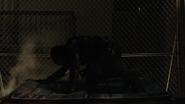 Vigilante ściąga maskę przed Dinah Drake (1)