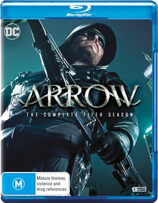 Arrow - The Complete Fifth Season region B cover.png