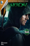 Arrow chapter 25 digital cover