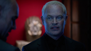 Damien Darhk gives job Quentin Lance (2)