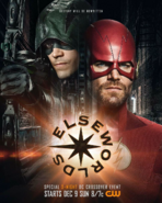 Elseworlds poster - Destiny will be rewritten