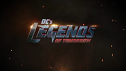 Legends of Tomorrow (The Legion of Doom) title card