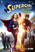 Supergirl-Flash-Word's-Finest-poster