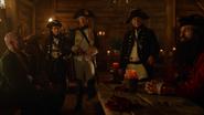 Amaya, Mick i Czarnobrody zostają aresztowani przez generała i Darhków
