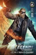 Heat Wave DC's Legends of Tomorrow promo