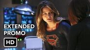 """Supergirl 1x20 Extended Promo """"Better Angels"""" (HD) Season Finale"""
