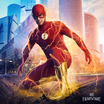 The Flash Gold Boots poster