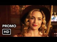 """DC's Legends of Tomorrow 7x02 Promo """"The Need for Speed"""" (HD) Season 7 Episode 2 Promo"""