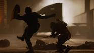 Dark Arrow zabija Strażnika (3)