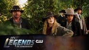DC's Legends of Tomorrow Outlaw Country Trailer The CW