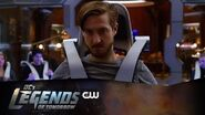 DC's Legends of Tomorrow Marooned Scene The CW