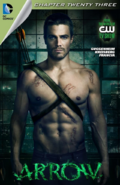 Arrow chapter 23 digital cover