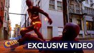"""EXCLUSIVE CLIP """"The Flash"""" vs"""