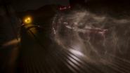 Flash i The Ray próbują zatrzymać Red Tornado (10)