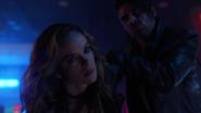 Norvok attacks Caitlin because she leaving Amunet (4)
