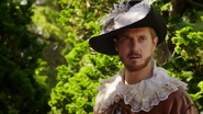 Rip Hunter in 1637 France attire