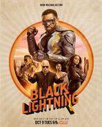 Black Lightning Season 2 poster