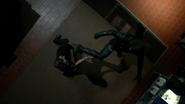 Derek Sampson and Green Arrow second fight (1)