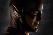 Primeira imagem de Grant Gustin como Flash