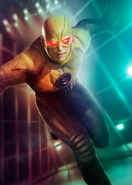 Reverse Flash fight club promotional