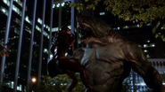Man-Shark fight with The Flash (6)