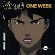 Vixen premieres in one week promo